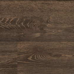 Laminaatvloer donker bruin Maatwerkaanhuis